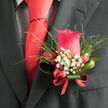 TRUE HAPPINESS BUTTONHOLE